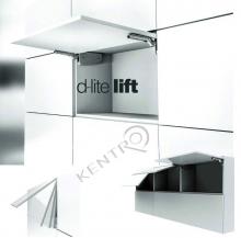 Κόμπασο ανακλώμενης πορτάς D-lite Lift