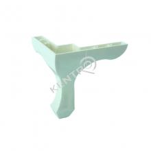 Βάση επίπλου πλαστική 145x145x140mm