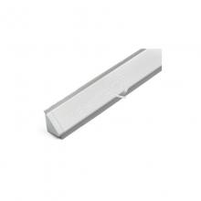 Αρμοκάλυπτρο στενό αλουμινίου 15x15 mm   4m