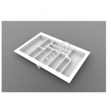 Κουταλοθήκη-600mm  Λευκό