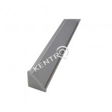 Αρμοκάλυπτρο  αλουμινίου 25x25mm