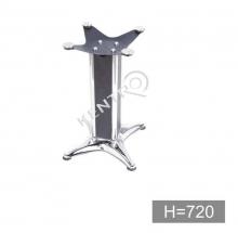 Βάση τραπεζιού για κρύσταλλο h=720mm