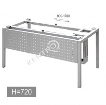 Βάση τραπεζιού κεντρική , h=720 mm L=900~1700mm