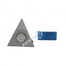 Εξωτερικό τρίγωνο προβολική αλογόνου με διακόπτη